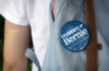 Thanks to Bernie Sanders' economic equality platform more young people are identifying themselves as socialists. (Photo by Katie Anastas)