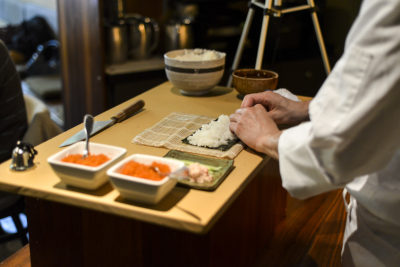 Sound Excursions - Sushi Making Sake Tasting Photo 1