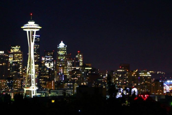 Seattle city view from Kerry park (Photography by Rafsanul Hoque)
