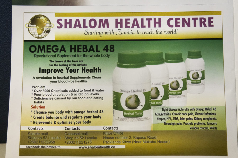 Hope or hoax? Zambia officials warn of herbalists claiming cures for
