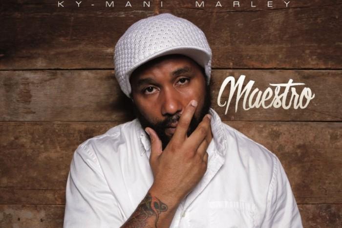 """Ky-Mani Marley's new album, """"Maestro""""(Courtesy Photo)"""