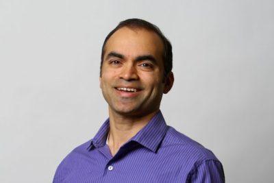 Sanjay Bhatt joining the Globalist board of directors. (Photo courtesy Sanjay Bhatt)