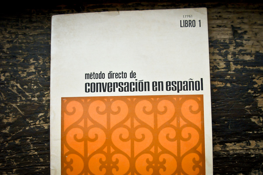 Spanish Language (Photo from Flickr by Margaret Almon)