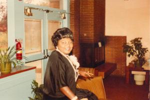 The author's grandma Alpha Mae in 1983. (Photo courtesy of Jamila Johnson)