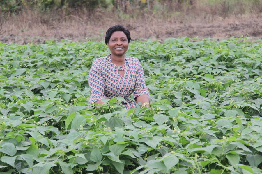 Rosemary Muthomi (Photo courtesy Meru Greens.)