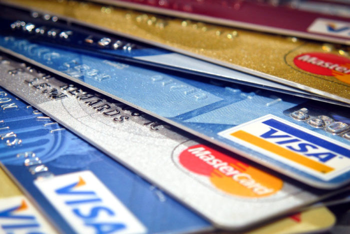 Credit Cards (Photo from Flickr by frankieleon)