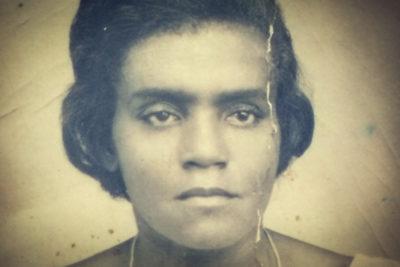 The author's grandmother. (Courtesy photo)