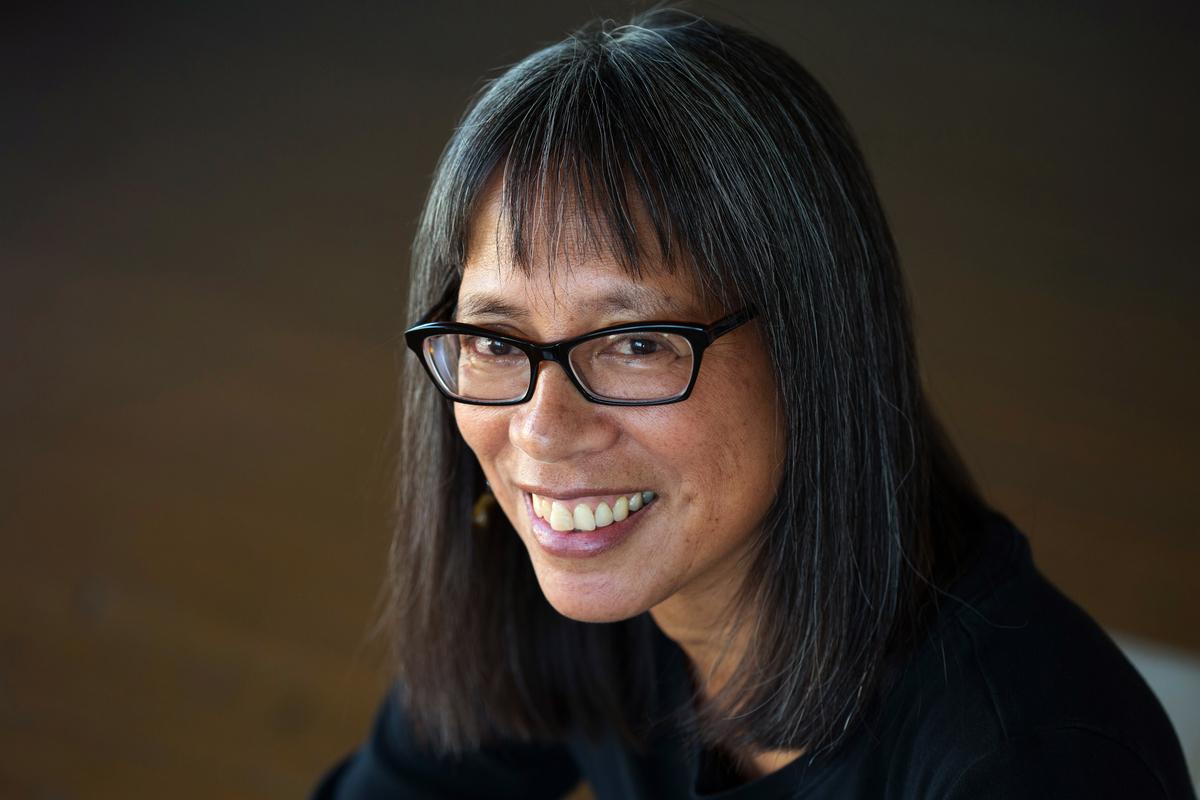 Author Donna Miscolta. (Photo by Meryl Schenker, courtesy Donna Miscolta)