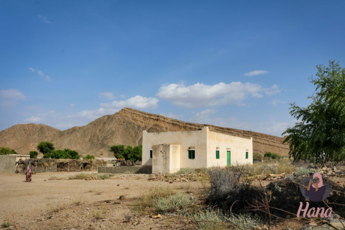 A small mosque in Awdal, the northwestern-most province of Somalia. (Photo by Hana Omar)