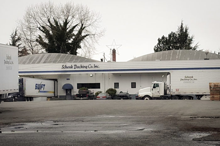 Schenk Meat Packing has facilites in Stanwood and Mount Vernon. (Courtesy photo by Rene Suazo)