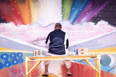 """Still from """"Mele Murals."""""""