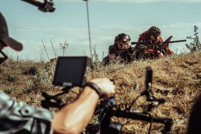 "SyFy channel's ""Z Nation"" benefits from the incentive program and does the majority of its filming in Spokane. The show is currently in its third season. (Photo courtesy of Daniel Schaefer"