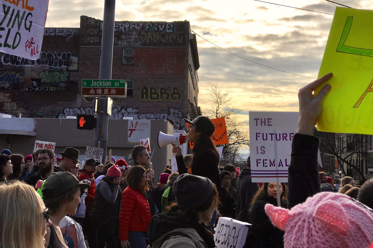 Seattle Womxn's March Organizers to Hold New Resistance Community Convergence' Event