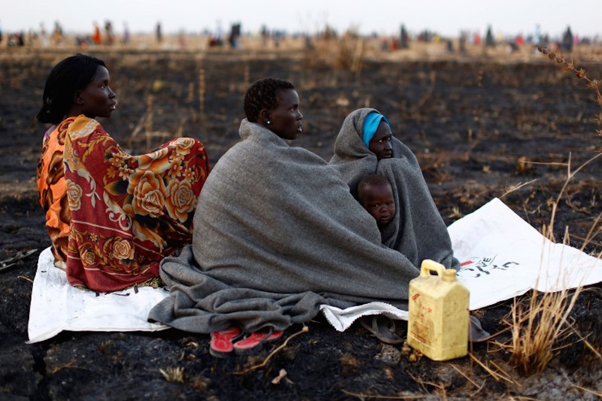 women, United Nations, South Sudan