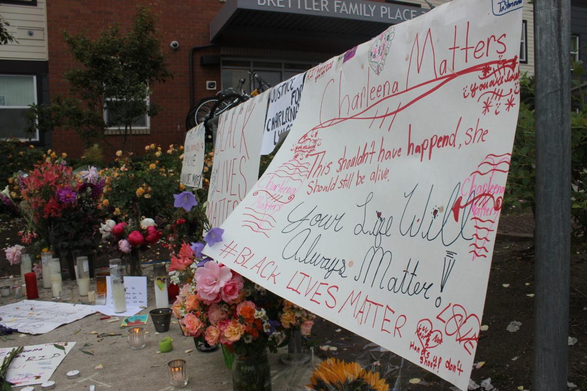 Charleena Lyles vigil