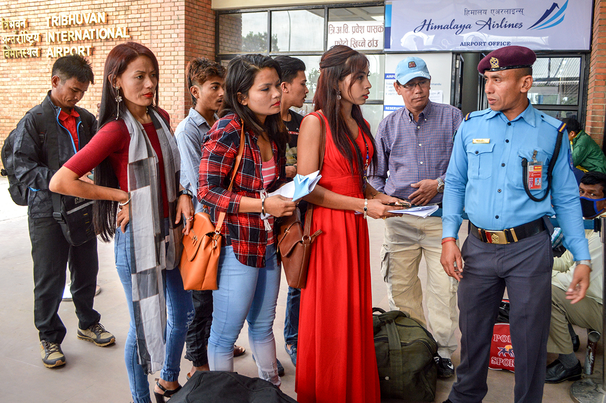 girl trafficking in nepal Get update girls trafficking in nepal with problems, causes, solution with facts, data and present condition illegally buying and selling of girls in nepal.