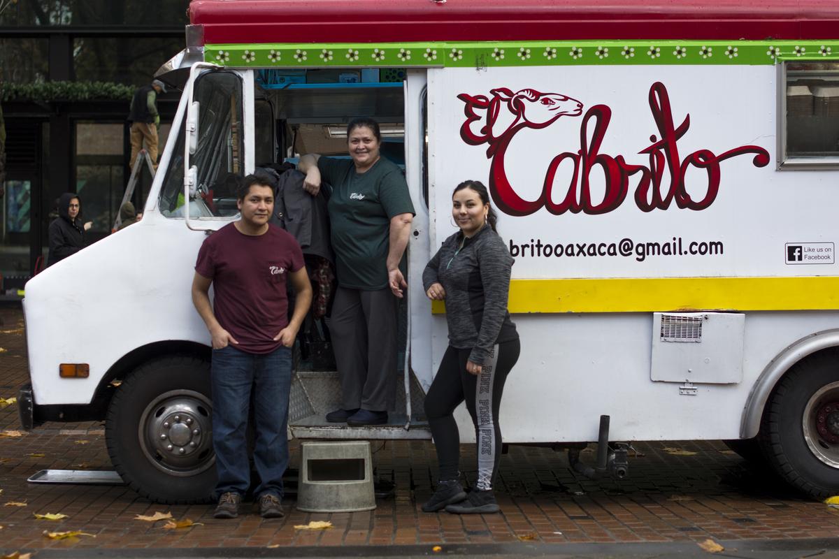 El Cabrito Oaxaca Food Truck