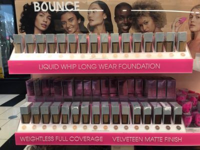 Beautyblender's Bounce Liquid Whip Long Wear Foundation came under fire after its launch because of the overwhelming amount of lighter shades it carries. Many influencers, including Jackie Aina and Jeffree Star, addressed the poor shade range in YouTube videos they made reviewing the product.