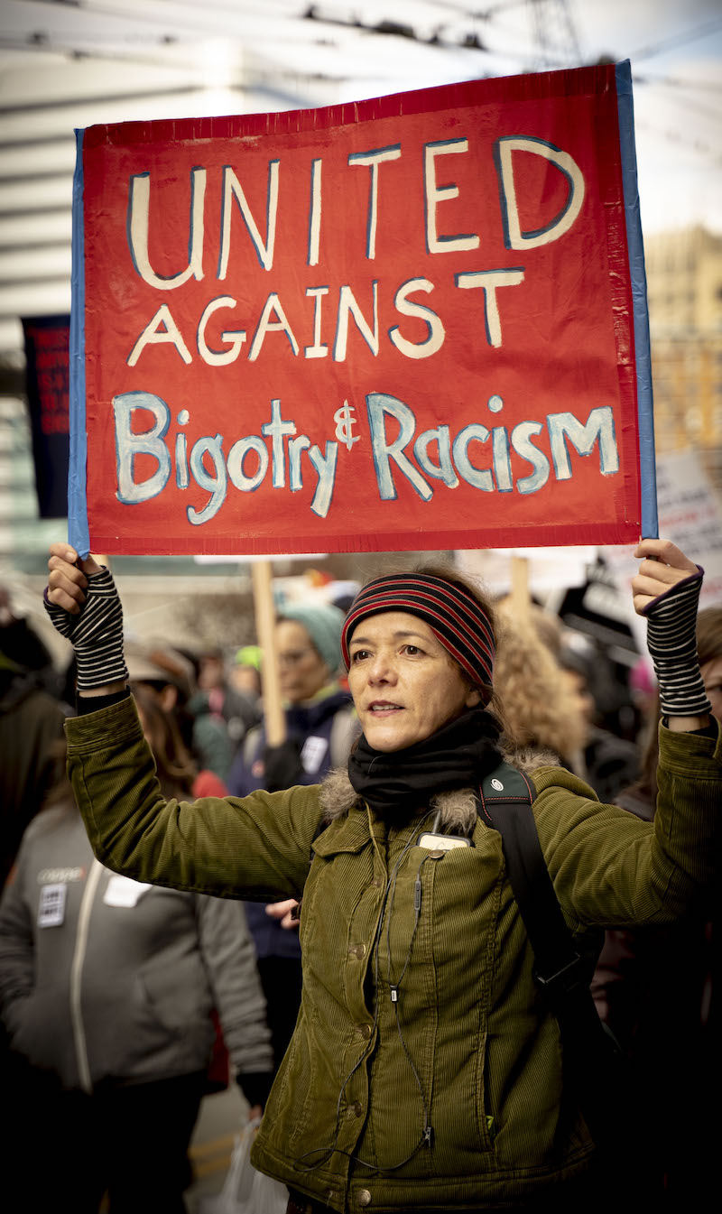 Affirmative Action A Focus At Annual Seattle Mlk Day March The