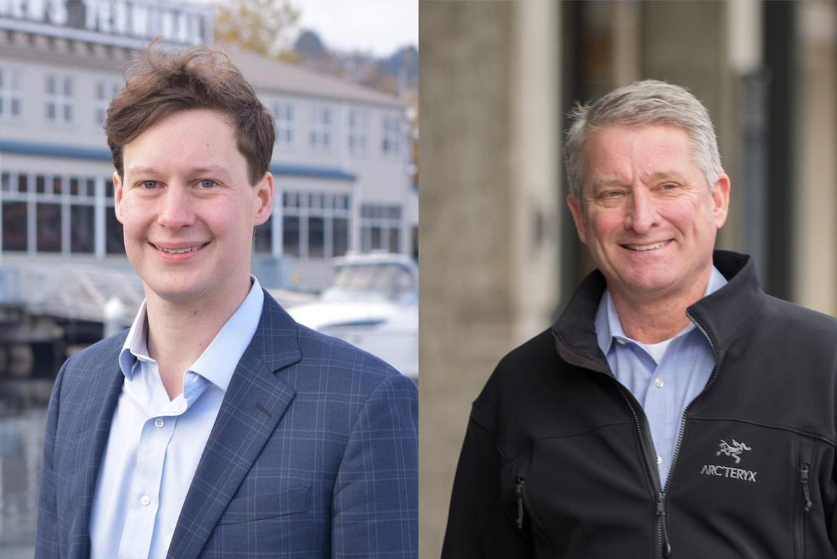 Seattle City Council District 7: Andrew Lewis and Jim Pugel